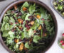 Winter Harvest Salad with Honey Dijon Vinaigrette